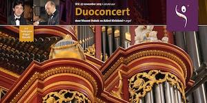 Orgel(duo)concert in Laurenskerk Rotterdam door Dubois...