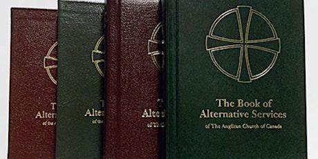 Communion Service (10:00 AM w/ Book of Alternative Services) tickets