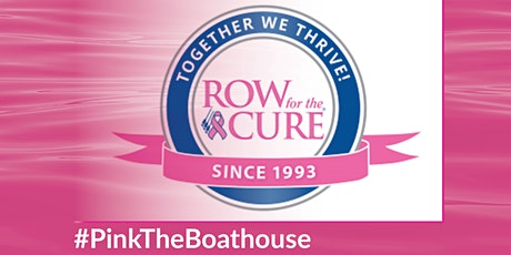 Row for the Cure Donation-Based Fitness Class tickets