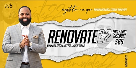 RENOVATE 22: PASTORS AND LEADERSHIP CONFERENCE tickets