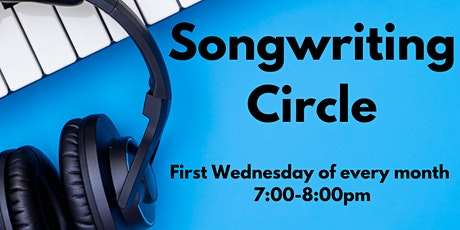 Songwriting Circle (Online) tickets