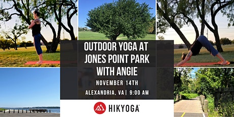 Outdoor Yoga at Jones Point Park with Angie tickets