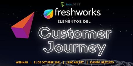 Webinar Elementos  del Customer Journey entradas