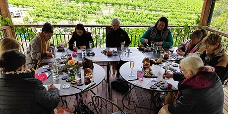 Wine and Watercolours at Between the Vines tickets