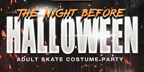 The Night Before Halloween tickets
