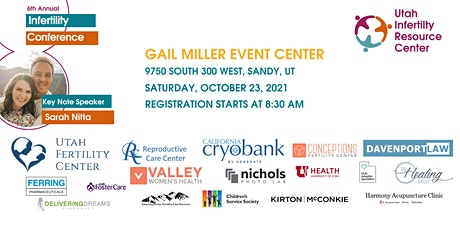 6th Annual Utah Infertility Conference tickets