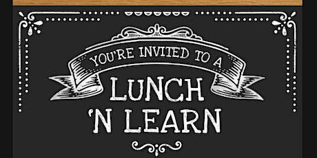 10.21.21 Lunch N' Learn : Lead Generation Strategies tickets