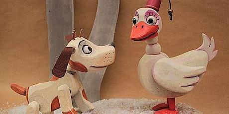 Für Gruppen - Tobis kleine Weihnachtswunder - Seifenblasen Figurentheater Tickets