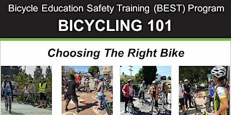 Bicycling 101: Choosing the Right Bike - Online Video Class tickets
