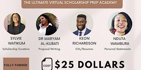Scholarship Prep Academy tickets