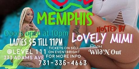 Wild'n Out in Memphis tickets
