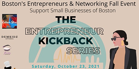 Boston's Entrepreneur & Networking Fall Event tickets