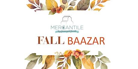 Fall Bazaar & Halloween PET Costume Parade tickets