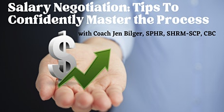 Salary Negotiation: Tips to Confidently Master the Process tickets