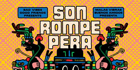 SON ROMPE PERA, DRUG HUNT, CUMBIA MACHIN @ WHISTLE STOP tickets