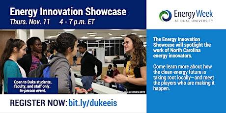 Energy Innovation Showcase (EIS) tickets
