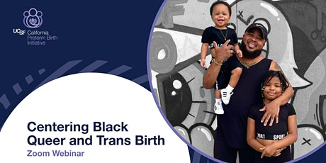 Centering Black Queer and Trans Birth tickets