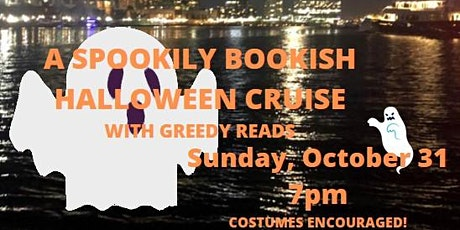 Halloween Costume Cruise with Greedy Reads tickets
