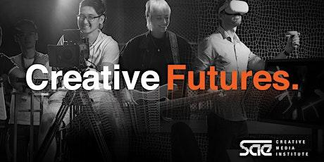 Creative Futures | SAE Melbourne tickets