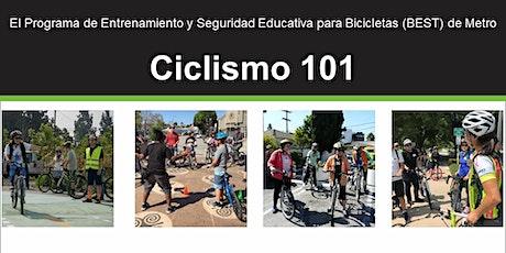 Ciclismo 101 - Clase de Video en Línea entradas
