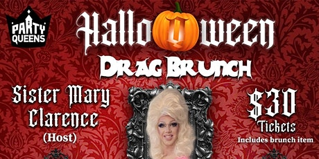Hallo Qween Drag Brunch @ El Cortez tickets