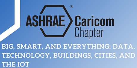 Big, Smart, & Everything: Data, Technology, Buildings, Cities,& the IoT tickets