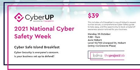National Cyber Security Awareness Week - Breakfast tickets