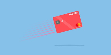 Monzo US October Virtual Community Event tickets