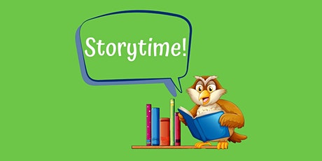 Storytime (for ages 1-5 years)  - Aldinga Library tickets