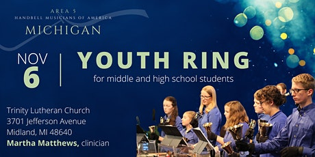 Youth Ring with Martha Matthews - Michigan tickets