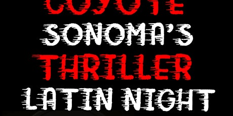 Salsaween - Latin Dance Night at Coyote Sonoma tickets