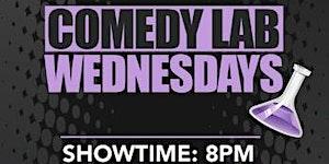 Comedy Lab Wednesdays @ The Comedy Nest - Every...