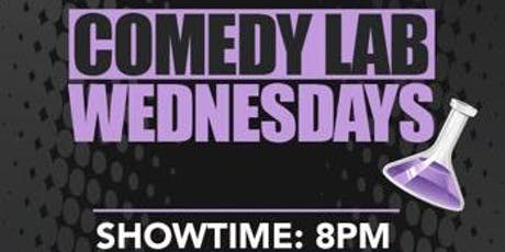Comedy Lab Wednesdays @ The Comedy Nest - Every Wednesday: 8:00 PM to 9:30 PM  billets
