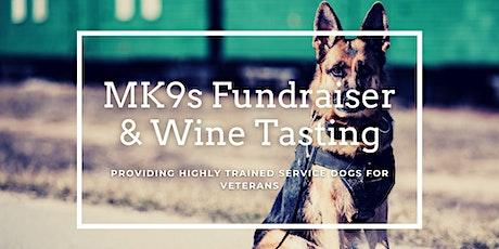 MK9s Fundraiser & Wine Tasting tickets
