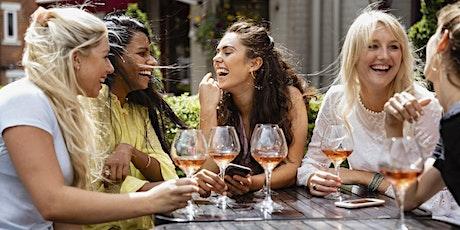 Women in Cybersecurity Virtual Wine Tasting & Social tickets