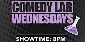 Comedy Lab Wednesdays at The Comedy Nest
