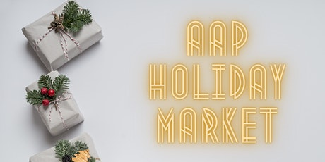 AAP Holiday Market tickets