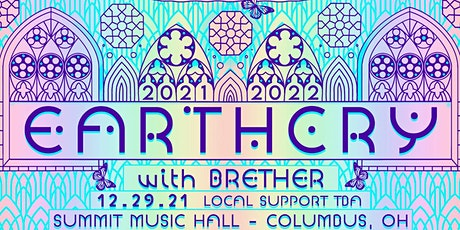 EARTHCRY at The Summit Music Hall - Wednesday December 29 tickets