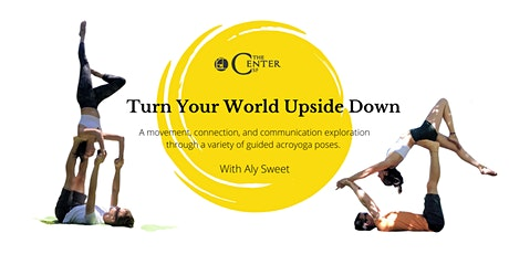 Turn Your World Upside Down tickets