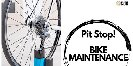 Pit Stop! - Bike Maintenance & Safety Checks with Playford Wellbeing Hub tickets