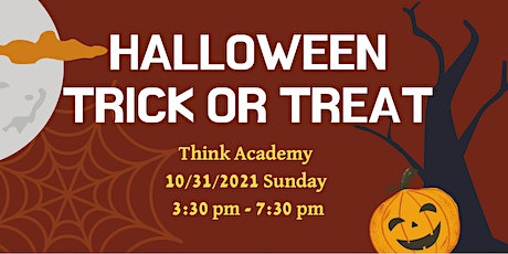 Think Academy Halloween Trick or Treat ( On-Site) tickets
