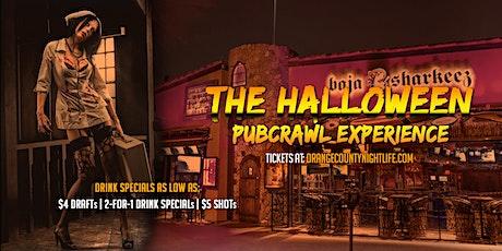 Huntington Beach Halloween Pub Crawl - Saturday tickets