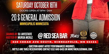 """Trials"" Live in concert October 16th Minneapolis Minnesota tickets"