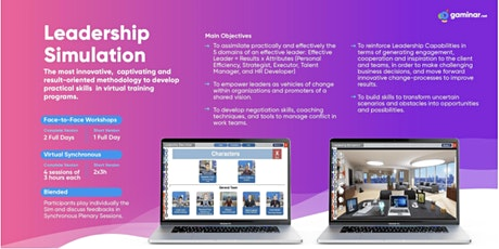 Soft Skills Simulation   Certification tickets