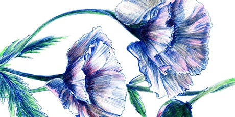 FLOWER SKETCHING SEMINAR: DRAWING FITNESS WATERCOLOR tickets