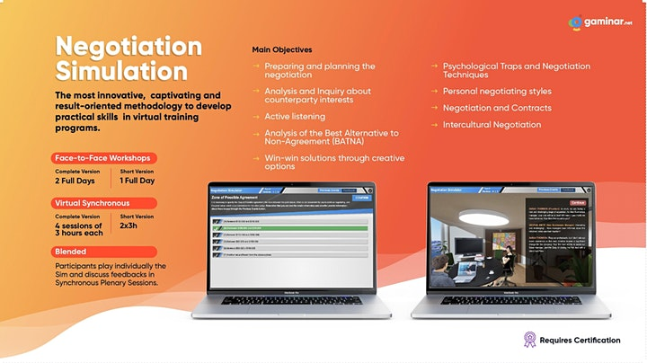 Soft Skills Simulation | Certification image