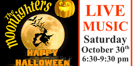 The Moonlighters QC - Live Halloween Show! tickets