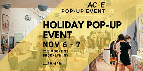 ACE Holiday Pop-Up Event: Home for the Holidays tickets