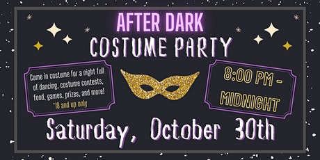 HALLOWEEN AFTER DARK ADULT COSTUME PARTY (18+) tickets