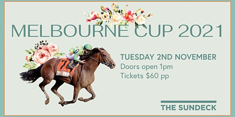 Melbourne Cup 2021 at The Sundeck tickets